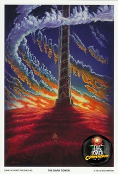 The Fottergrafs - The Dark Tower III: The Waste Lands (The Artwork of Ned Dameron)