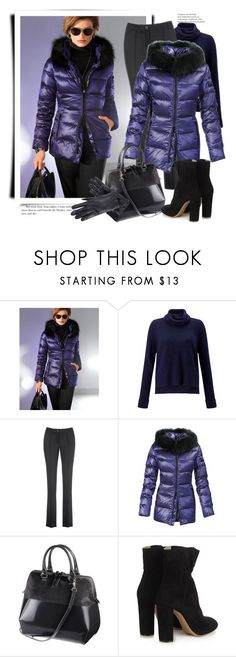 """""""Perfect Puffer Jackets"""" by sella103 ❤ liked on Polyvore featuring Miss Selfridge, Chloé and puffers"""