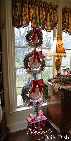 Nancy's Daily Dish: Christmas Home Tour 2014