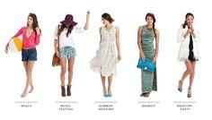 What 2 Wear | 5 Summer Looks