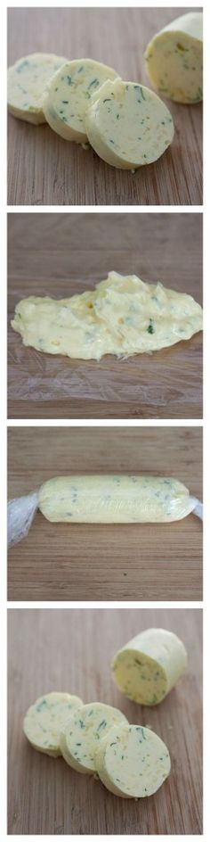 Garlic Herb Butter Recipe