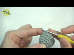 Tutorial Amigurumi Annarellagioielli : Tutorial rivestire perla all uncinetto crochet bead