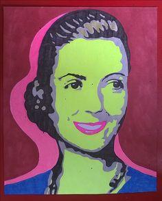 EVA PERON Illustrations And Posters, Snow White, Disney Characters, Fictional Characters, Disney Princess, People, Art, Eva Peron, Atelier