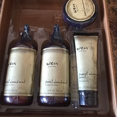 Brand new wen Wen hair care only opened to take photos Other