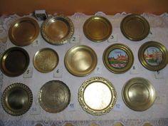Talerzyk. Mosiądz, ceramika. Oryginalny prezent. Poznań - image 1 Decorative Plates, Personalized Items