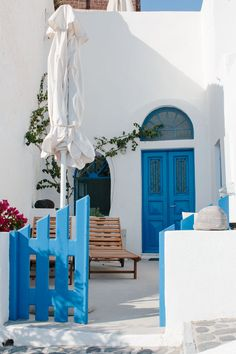 Where to stay in Santorini.