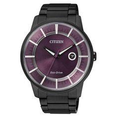 Citizen Uhr Nr. AW1264-59W. Machen Sie ein unvergessliches Geschenk und schenken Sie diese Uhr mit einer persönlichen Gravur.