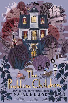 Julia Sarda (cover art), The Problim Children