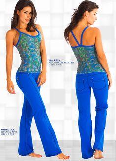 BootyFits.com by Yanina Sportswear