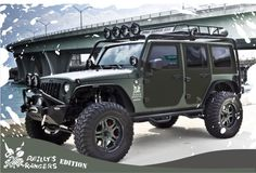 Reilly's Rangers Jeep