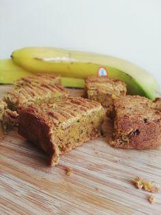Banana Zucchini Bread - Gluten-free and Vegan
