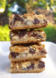 Magic Crescent Bars | Plain Chicken