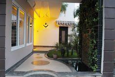 Jardines de estilo Asiático por Shadab Anwari & Associates.