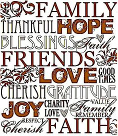 Thanksgiving subway art - free printable is also available in black and white. Thanksgiving Prayer, Thanksgiving Blessings, Thanksgiving Crafts, Happy Thanksgiving, Thanksgiving Decorations, Thanksgiving Sayings, Thanksgiving Traditions, Thanksgiving Appetizers, Thanksgiving Outfit