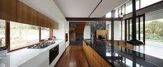 Modern Kitchen by One Wybelenna by Shaun Lockyer Architects Interior Architecture, Interior Design, House Names, Log Homes, Modern House Design, Luxury Homes, Kitchen Design, Living Spaces, Architects