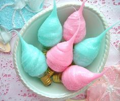 Candylights Cotton Candy Aqua or Bubblegum Pink Light Bulbs | Flickr - Photo Sharing!