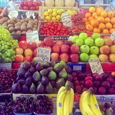 Frutta e verdura a Roma