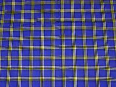 African Tribal Acrylic Masai Maasai Shuka Blankets Bedspread Throw over Tanzania Maasai Shuka Fabrics For Craft Making/Arusha Masai NEW