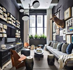 """Is your desk messy? Do you own provocative art? Do you rely on your snooze button? These """"bad home habits"""" may actually be a sign of higher intelligence."""