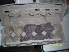 Fire starters.  Collect your dryer lint, store it in an egg carton, and went it's full cut them up and coat them in wax.  (that is if you want them to also be water proof.) then vola you have a firestarter.  Cost you NOTHING.  compare that to even the dollar store starters for camping and your still ahead.
