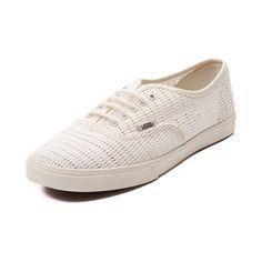 ba7f68fb9d4 Shop for Vans Authentic Lo Pro Mesh Skate Shoe in Marshmallow at Journeys  Shoes. Shop
