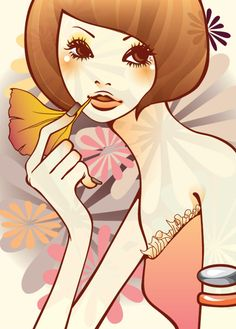 Girly art