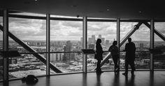 Free stock photo of black-and-white, city, man