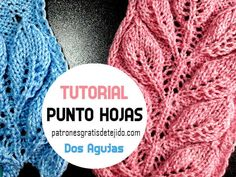 Cómo tejer puntada de hojas dos agujas Knit Crochet, Crochet Hats, Stitch Patterns, Knitted Hats, Knitting, Fashion Design, Clothes, Crocheting, Spanish