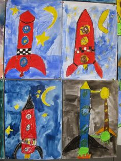 Classroom Themes, Solar System, Crafts For Kids, Flag, Children, Space, Toddlers, Sistema Solar, Boys