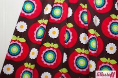 lillestoff » Grand Apple « // Design: Sari Ahokainen // ausverkauft