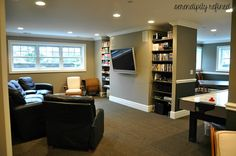 Basement Reveal by Serendipity Refined