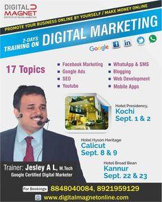 DIGITAL MAGNET – Institute of Digital Marketing
