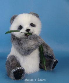 Bao Hui cute baby panda bear cub
