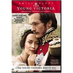 The Young Victoria: Emily Blunt, Rupert Friend