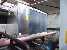 Climaveneta heat pump