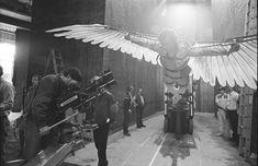 Brazil (1985). Terry Gilliam Cinematography: Roger Pratt  Photo by: David Appleby