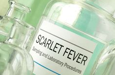 With the first signs of spring, there's a surge in scarlet fever cases. Find out the facts, here...