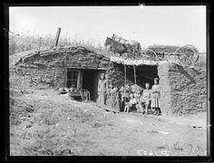 Plains Masonry Pre-Railroad Folk House