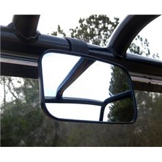 UTV Adjustable Rear / Side View Mirror Rhino RZR Gator Ranger Teryx Kubota Commander