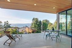 Magnolia View Homes Deck_1 – Build Urban. Being able to be outside but protected from the elements is so important.