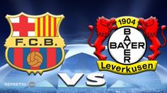 SportsDezk's blog.: Barcelona - Bayer Leverkusen Preview.