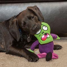 Go Dog Plush Zombiez