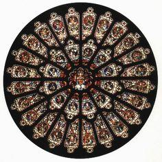 Rose Window of York Minster