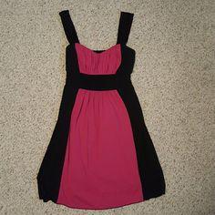 Speechless Black and pink dress Speechless Speechless Dresses