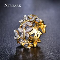 Wholesale Jewelry Elegant Flower Rings Composed Of 10 Butterflies Paved Tiny CZ Stone Fashion Rings For Women Perfect Accessories Jewelry - Diamond Jewelry, Gold Jewelry, Jewelry Rings, Jewelry Accessories, Fine Jewelry, Jewelry Design, Tiffany Jewelry, Jewellery, Unusual Wedding Rings