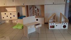 Speelhuis Huppel in Sint-Niklaas.