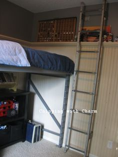 In LOVE with Ladders... :: Chipping with Charm, Laurel's clipboard on Hometalk :: Hometalk