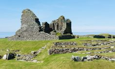 Delve into more than 4,000 years of human settlement in the same location in Shetland.