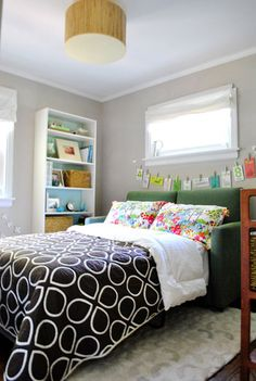 pull out couch couch and guest rooms on pinterest bedroom guest office combination
