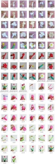 풍선하하 balloonhaha ㅡ 원본 사진 ㅡ 큰 사진은 이메일로 보내드립니다 ㅡ : 교육용 060 꽃
